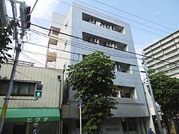 ブロッサム阿倍野[5階]の外観