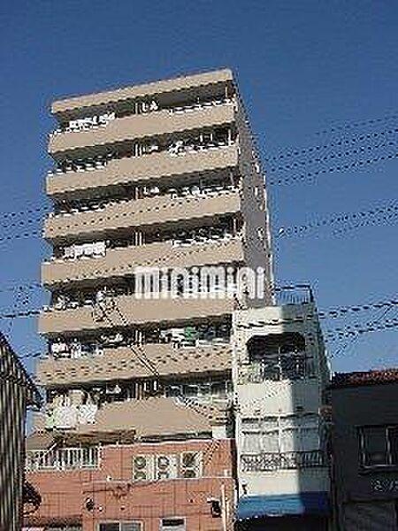 東雲ビル[7階]の外観