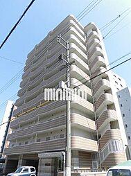 ノヴェル新栄[3階]の外観