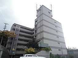 富田ハイツ[4階]の外観