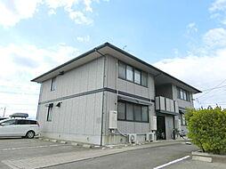 福島県福島市腰浜町の賃貸アパートの外観