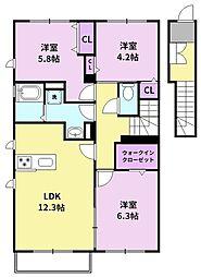久留米大学前駅 7.7万円