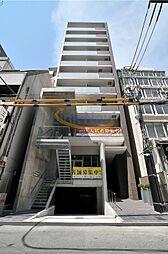 エスキュート西天満[2階]の外観