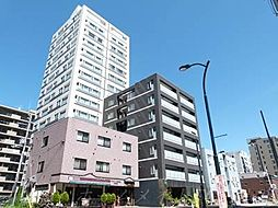 北海道札幌市中央区南一条西21丁目の賃貸マンションの外観