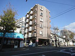 福岡県北九州市戸畑区千防2丁目の賃貸マンションの外観