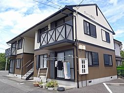 クレール飯田[B102号室]の外観