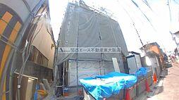 仮称)足代南2丁目マンション[3階]の外観