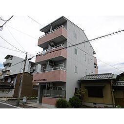 香川県高松市扇町3丁目の賃貸アパートの外観