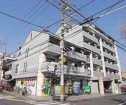 京都府京都市上京区須浜町の賃貸マンションの外観
