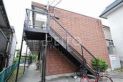 修学院ローズハイツ[2階]の外観