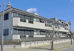 パークサイド武川[102号室]の外観