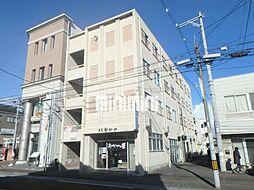 コーポおかむら荘[3階]の外観