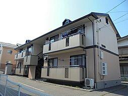 ファミール稲田[2階]の外観