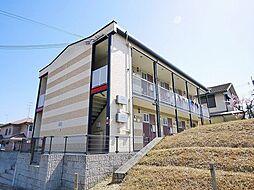 レオパレスハルカ[1階]の外観