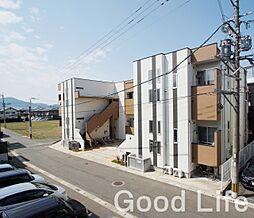 コンフォート ベネフィス 賀茂I[1階]の外観