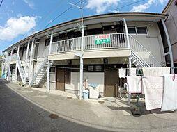 兵庫県川西市久代5丁目の賃貸アパートの外観
