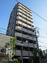 東京都品川区南品川2丁目の賃貸マンションの外観