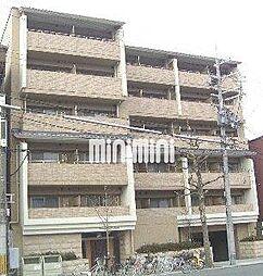 プレサンス京大東[4階]の外観