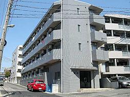 愛知県名古屋市名東区望が丘の賃貸マンションの外観