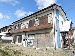 三重県鈴鹿市南若松町の賃貸アパートの外観