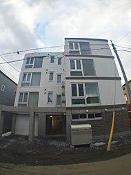 北海道札幌市西区西野一条2の賃貸マンションの外観