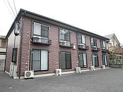 埼玉県上尾市富士見1丁目の賃貸アパートの外観