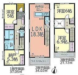 堀田駅 3,880万円