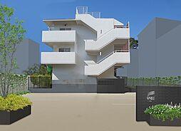 兵庫県西宮市結善町の賃貸マンションの外観