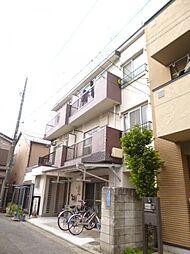 北村マンション[3階]の外観