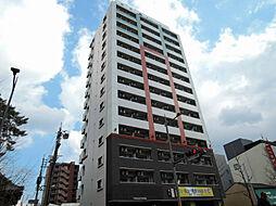 福岡県北九州市小倉北区京町4丁目の賃貸マンションの外観