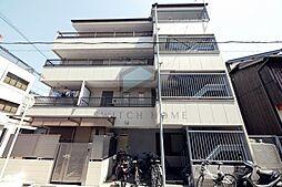 ラガーパレスII[4階]の外観