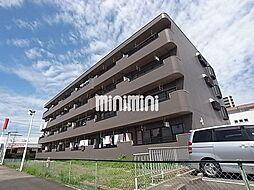 クレール小田井[2階]の外観