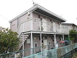 大阪府枚方市北中振1丁目の賃貸アパートの外観