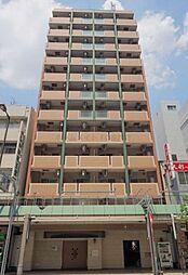 ユーカ心斎橋東[6階]の外観