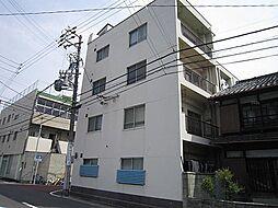 二村マンション[2A号室]の外観