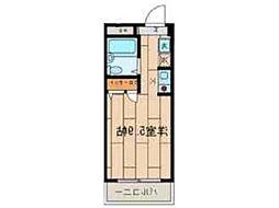 第5宮田ビル[2階]の間取り