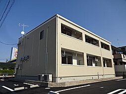愛知県一宮市高畑町2丁目の賃貸アパートの外観