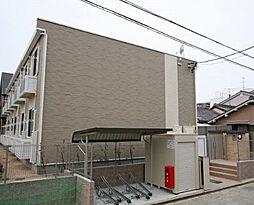 愛知県名古屋市昭和区長池町1丁目の賃貸アパートの外観