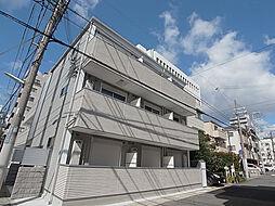 兵庫県神戸市兵庫区下沢通3丁目の賃貸マンションの外観