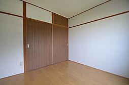 クローバー広畑才の4.5帖の洋室