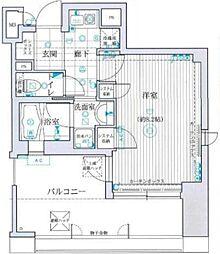 KAISEI本町[9階]の間取り