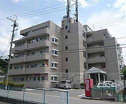 京都府宇治市五ヶ庄一番割の賃貸マンションの外観