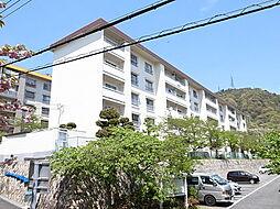 鶴甲コーポ12号館[408号室]の外観