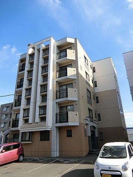 クラージュ豊平公園II 4階の賃貸【北海道 / 札幌市豊平区】