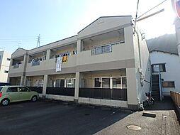 静岡県静岡市駿河区寺田の賃貸アパートの外観