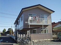 埼玉県上尾市西門前の賃貸マンションの外観