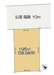 佐倉のセンチュリー21 佐倉市大崎台2丁目 売地