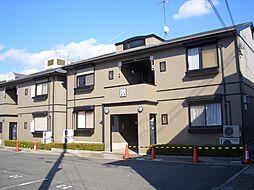 サンビレッジOKUNO A棟[2階]の外観