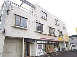 北海道札幌市北区篠路三条7丁目の賃貸マンションの外観