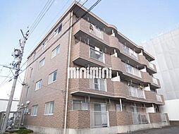サンウイング B棟[2階]の外観